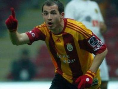 Reactia lui Stancu dupa ultimul gol pentru Galatasaray!