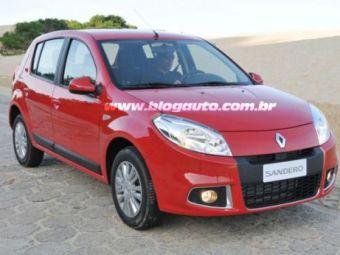 SUPER GALERIE FOTO! Primele imagini oficiale cu Dacia Sandero si Stepway 2012