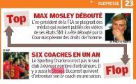 TOP FAIL! Singurul club din Europa care a batut-o pe Steaua la numarul de antrenori demisi anul asta: ce roman e printre ei!