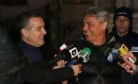 """Cartu: """"Mi s-a parut de bun simt sa plec de la Steaua"""" Ce discutie secreta a avut cu Dica:"""