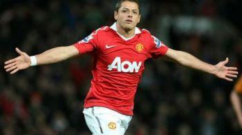 El e noua senzatie din Premier League! Manchester ii DUBLEAZA salariul lui Chicharito!