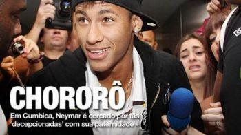 Cum se DISTRUGE un talent de 40 de milioane de euro! Neymar a lasat gravida o MINORA! Chelsea a renuntat la el!