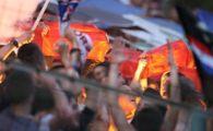 SUPERPARTY intr-un autocar inchis! De ce nu s-a bucurat Otelul ca Barcelona si Real Madrid pe strazile din Galati: