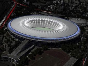 VIDEO Asta e cel mai frumos stadion din lume! Cum va arata Maracana la Mondialul din 2014: