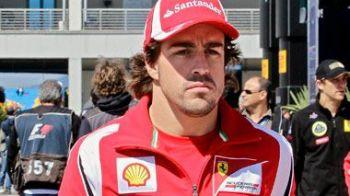 "Alonso si-a prelungit contractul cu Ferrari pana in 2016: ""Vreau sa ma retrag de aici!"""