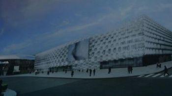 VIDEO Inca o SUPER ARENA la Cluj! Incep lucrarile la noua Sala Polivalenta!