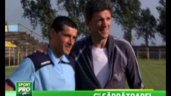 De pe Camp Nou la NOROAIELE din Liga a 3-a! Echipa pe care Gica Popescu vrea s-o duca in Liga I: