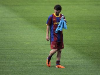 VEZI NOUL LOOK al lui Messi inainte de finala de pe Wembley! FOTO