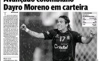 Stirea care-l va INNEBUNI pe Becali! Dayro Moreno e aproape de un mare club din Europa! Unde ajunge atacantul DAT AFARA de Steaua:
