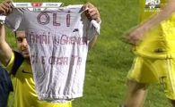 MESAJUL lui Dica pentru Olaroiu! Vezi ce i-a transmis dupa SUPER golul cu Dinamo!