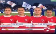 VIDEO FABULOS! Nu ai mai vazut asa ceva in Romania! Cum au fost prezentate echipele de start la Finala Cupei!