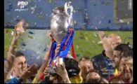 SUPER IMAGINI! Intalnirea dintre milenii! Steaua a primit prima CUPA din acest mileniu de la Ienei! Vezi imagini de la festivitate!