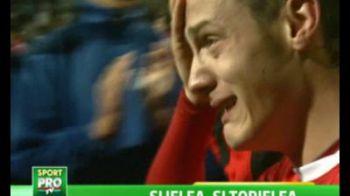VIDEO Imaginile care fac cat 1 milion de cuvinte! Lacrimile care l-au impresionat pana si pe Gigi Becali: