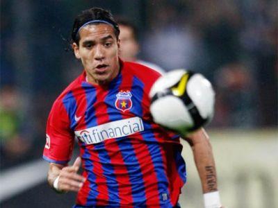 Sporting i-a oferit salariu mai mic decat la Steaua! Transferul lui Dayro in Portugalia a picat!