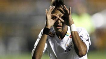 VIDEO: Neymar a MURIT DE RAS! Vezi cum a provocat un autogol de senzatie si apoi a dat un super-gol!