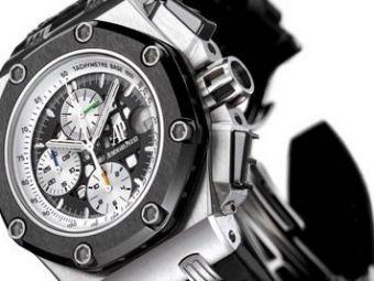 Olaroiu are un ceas care valoreaza catDOUA Porsche Boxster!