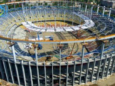 "Sala Polivalenta de LUX langa National Arena: ""Va avea 16.000 locuri si costa sub 50 milioane de euro!"" Patinoarul Flamaropol va fi demolat"