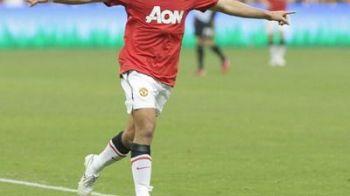 Realul a pus OCHII pe PERLA lui Manchester United!