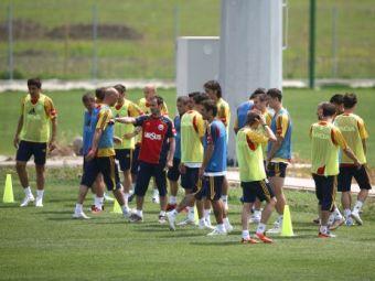 Marica si Sanmartean au probleme medicale! Ce spune inlocuitorul lui Razvan despre meciul cu Brazilia!