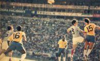 VIDEO: Pele, Jairzinho si Mircea Lucescu in prima confruntare Romania - Brazilia! Revezi INTEGRAL meciul: