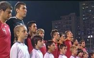 VIDEO! Robinho a facut ochii MARI cand a vazut nationala Romaniei! Care e singurul jucator din Liga I de care a auzit :)