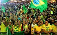 Romania a ajuns deja la Mondialul din 2014! Ce fac brazilienii pentru ca Tucudean si Rapa sa se simta deja SUPERVEDETE: