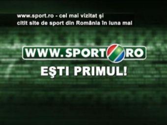 VIDEO: Cel de-al doilea gol dedicat pe Sport.ro de userii www.sport.ro!