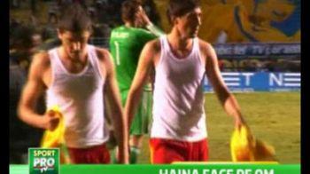 Torje s-a scos: A luat tricoul lui Neymar! Ce schimburi MEMORABILE au facut jucatorii nationalei cu super starurile Brazilei!