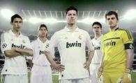 Toate sentimentele, legendele, mandria, pasiunea si stilul … intr-un singur tricou. NOUL echipament Real Madrid 2011/2012!