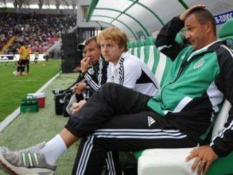 """Nu te pune cu cecenii! Cel mai bun prieten al lui Petrescu din Rusia a fost DAT AFARA: """"Nu l-am adus pe Gullit sa doarma in cluburi!"""""""