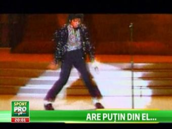 SUPER-VIDEO: Gigi are talent! Danseaza ca Michael Jackson si merge ca Putin! Vezi care e actorul englez care-l inspira