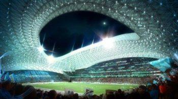 FOTO SPECTACULOS Franta construieste deja pentru Euro! Superstadioanele pe care Romania trebuie sa joace in 2016