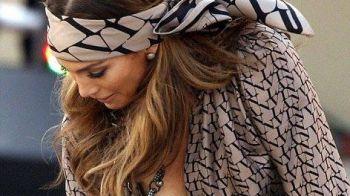 VIDEO! Vettel a innebunit de fericire! E primul om care i-a vazut sanul lui Jennifer Lopez intr-o gafa URIASA la TV!