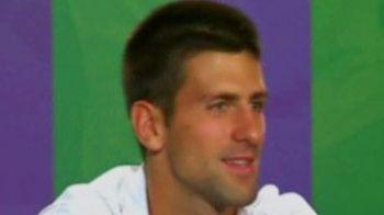 VIDEO: Djokovic a dat cel mai tare interviu! Vezi ce vedeta i-a pus intrebari incuietoare! :)