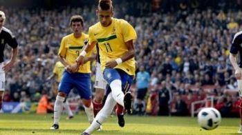 Mourinho transfera un TRISOR! Pele arunca in aer cele 45 de mil oferite de Real pe Neymar