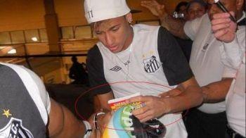 Un indiciu din aceasta POZA il face pe Mourinho sa zambeasca arogant! Real castiga razboiul cu Barca pentru Neymar!