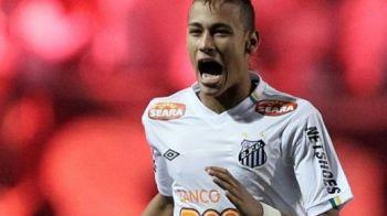 Neymar face banii sa se invarta! Cum a reusit un PUSTI de 17 ani sa castige 6 milioane de euro pe an in Brazilia!
