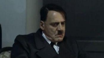VIDEO: Ajutor de la... Hitler! Haye SOCHEAZA pe toata lumea! Cum isi anunta victoria in meciul cu Klitschko: