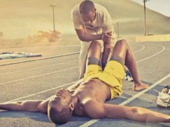VIDEO FABULOS! Imagini uimitoare de la antrenamentul celui mai rapid om de pe planeta! Bolt alearga pe muzica lui Bob Marley!