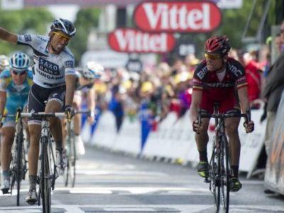 FOTO FINISH la Turul Frantei! Evans l-a invins la limita pe Contador!