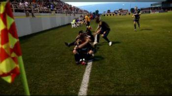 VIDEO Fotbalul e SHOW TOTAL in State! Bucuria maxima dupa un gol pe care nu l-a vazut nimeni:
