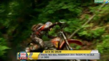 VIDEO! Romanul care a castigat la Dakar se pregateste acum de cel mai dur raliu de eunduro din lume, Red Bull Romaniacs