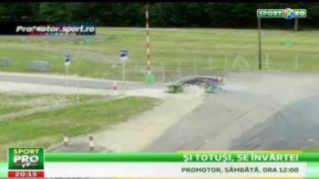 Sambata, 12:00 la ProTV! Emisiunea ProMotor: Drifturi cu o masina de 650 de cai putere!