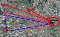 Harta unei realitati murdare! Cum pot transforma cuplajele strazile din Bucuresti intr-un INFERN: