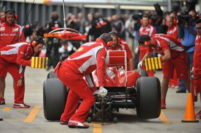 Alonso castiga cursa greselilor la boxe! Massa si Hamilton s-au lovit in ULTIMA curba! Vezi clasamentul final: