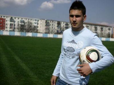 AS Roma a castigat lupta cu Inter, Milan si Juventus pentru un pusti minune: capitanul nationalei U17 a Romaniei!