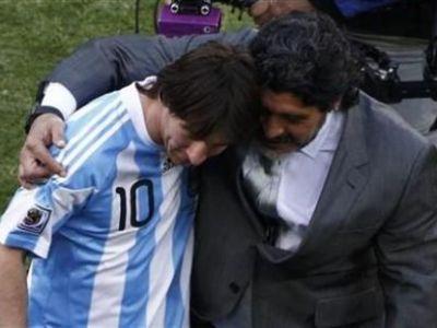 """""""Mama e pe moarte, nu il omorati si pe Messi!"""" Revolta lui Maradona la adresa Argentinei si a STUPIDULUI de Batista:"""