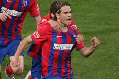 Victorie in cel mai greu meci din Austria: Steaua 1-0 Bursaspor! Tanase a iesit dupa ce a acuzat probleme medicale