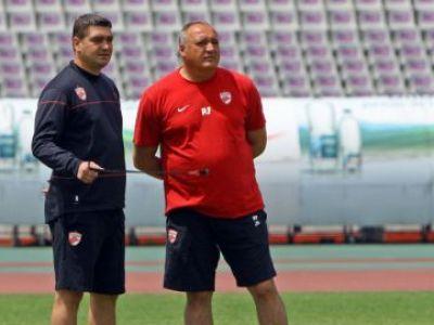 """Ciobotariu i-a cucerit pe dinamovisti cu metodele sale! Cum l-a facut pe Dan Petrescu sa exclame: """"Dinamo se bate la TITLU!"""""""