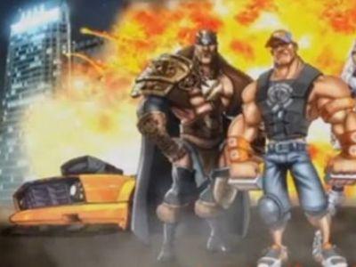 """VIDEO: WWE-ul scoate un nou joc! E diferit de tot ce au mai scos si il are pe Cena in centru! Vezi trailerul de la """"WWE Brawl"""""""